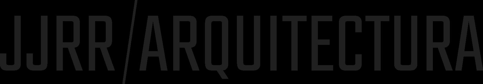 JJRR / Arquitectura logo